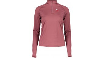 Maloja LyonM. T-shirt long sleeve ladies size M frosted berry- Sample