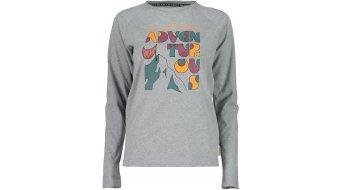 Maloja NigglanM. T-shirt long sleeve ladies size M grey melange- Sample