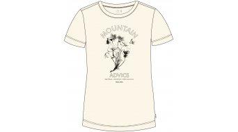 Maloja BarblaM. t-shirt manica corta da donna . vintage bianco