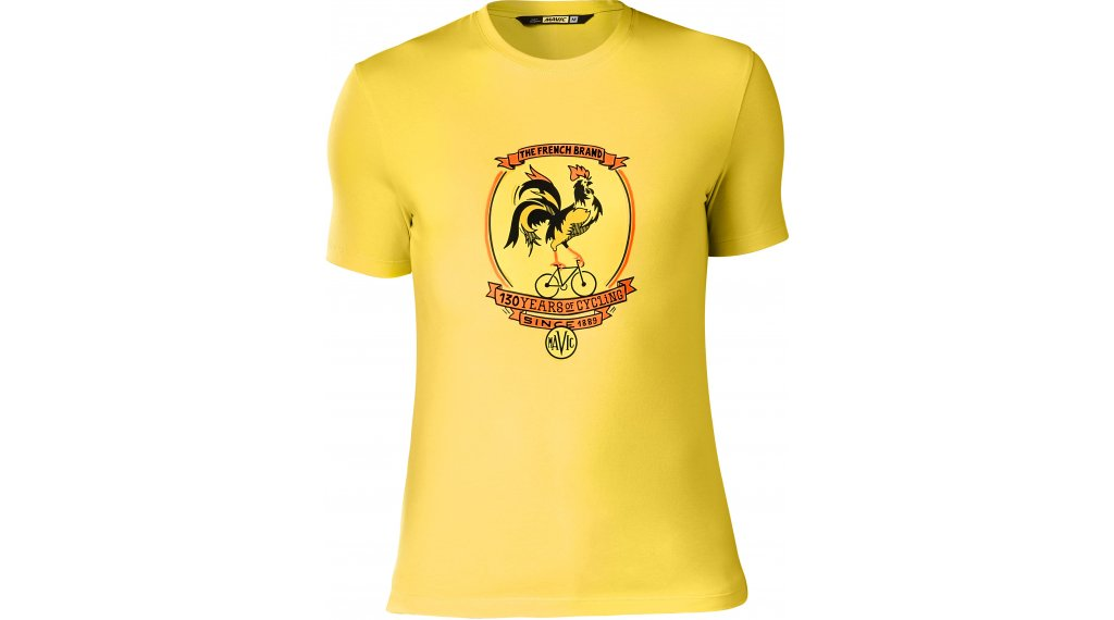 Mavic French Brand T-Shirt 短袖 男士 型号 M sulphur
