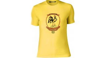 Mavic French B contour T-shirt korte mouw heren