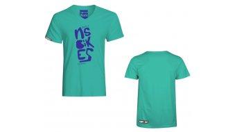 NS Bikes Doodle V-neck T-shirt short sleeve 2017