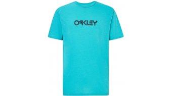 Oakley Camo B1B Logo T-Shirt 短袖 男士 型号 L wave blue
