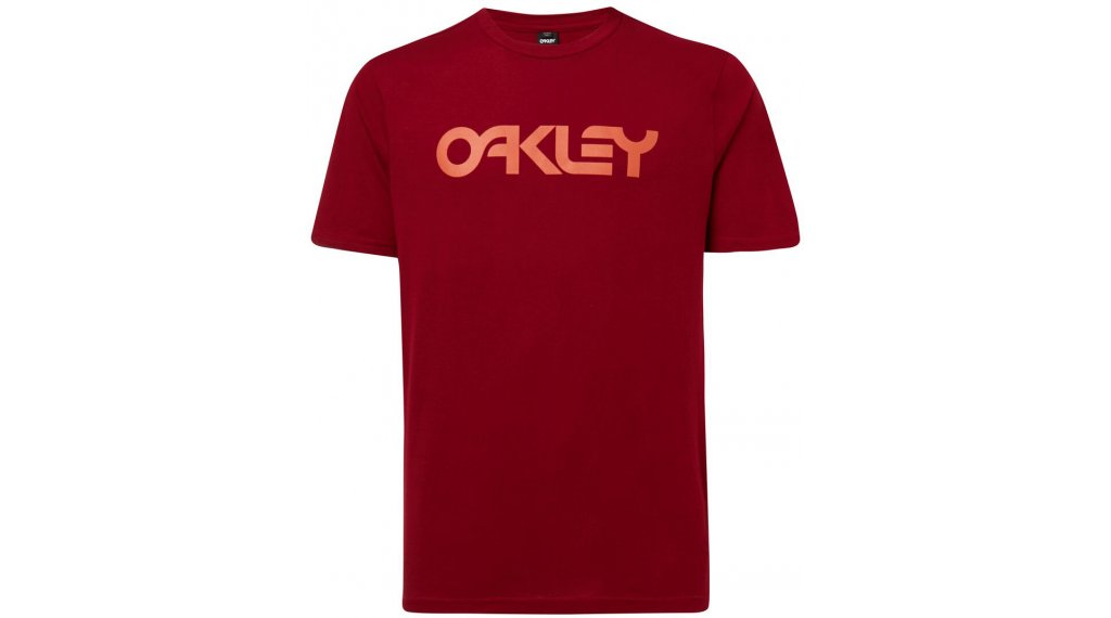 Oakley Mark II Tee T-Shirt 短袖 男士 型号 L raspberry