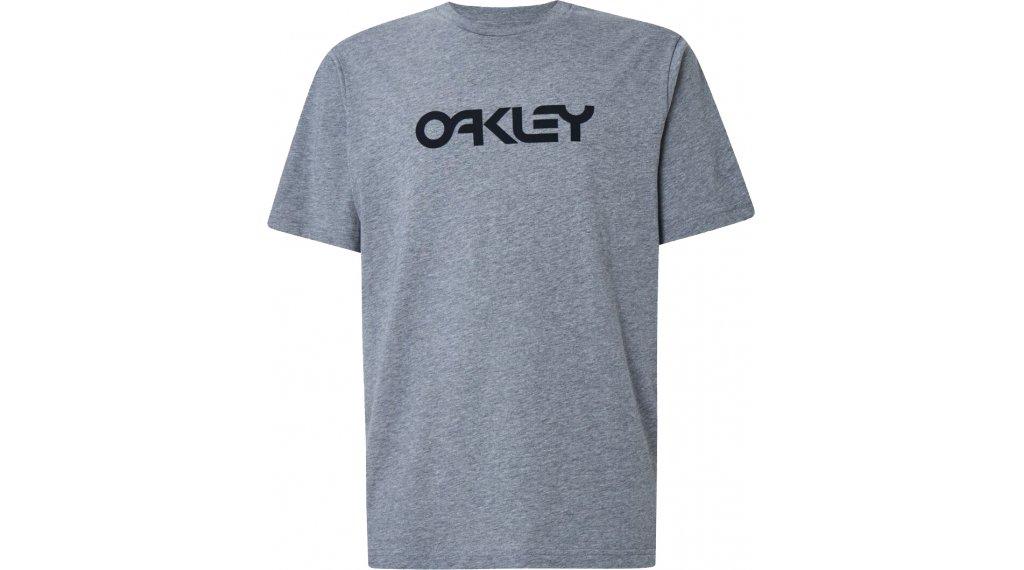 Oakley Reverse T-Shirt kurzarm Herren Gr. L granite heather