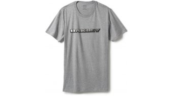 Oakley Village Park camiseta de manga corta Caballeros-camiseta heather grey
