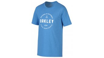 Oakley 1975 50/50 t-shirt manica corta uomo . light heather (Regular Fit)
