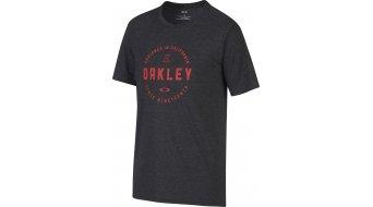 Oakley 1975 50/50 dientes-camiseta de manga corta Caballeros-camiseta light heather (Regular Fit)