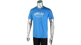 Oakley originale 50/50 t-shirt manica corta uomo . ozone light heather (Regular Fit)