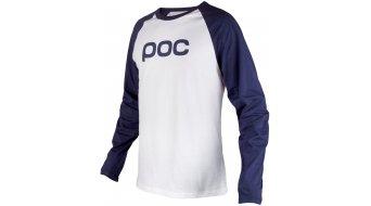 POC Raglan T-Shirt langarm Herren-T-Shirt white