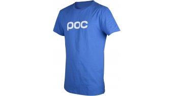 POC Spine T-Shirt kurzarm Herren-T-Shirt dubnium blue