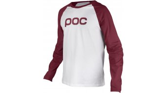POC Raglan T-shirt long sleeve men-T-shirt white