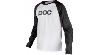 POC Raglan t-shirt manches longues hommes-t-shirt taille white