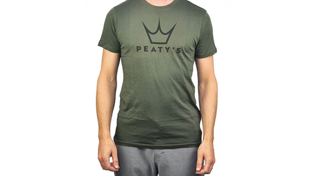 Peatys Funktions T-Shirt Gr. S olive