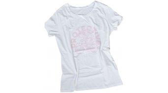 Protective FAIR4ALL Bear on Bike T-Shirt kurzarm Damen-T-Shirt white