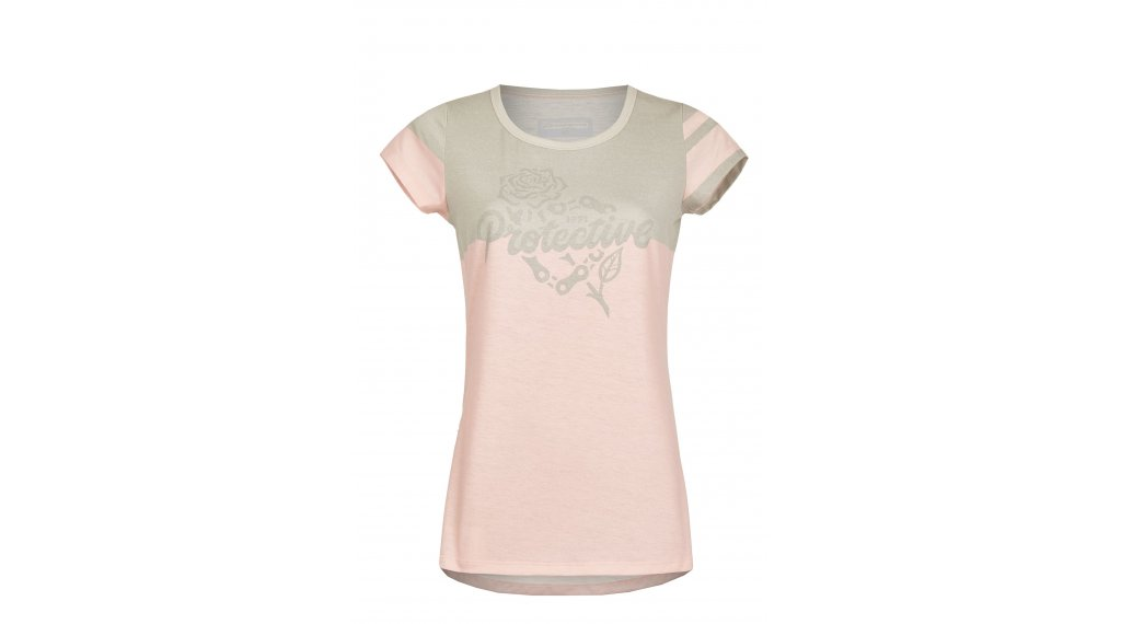 Protective P-Innervision T-Shirt 短袖 女士 型号 40 light rose