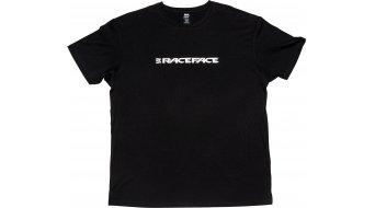 Race Face Classic Logo T-Shirt kurzarm Herren black