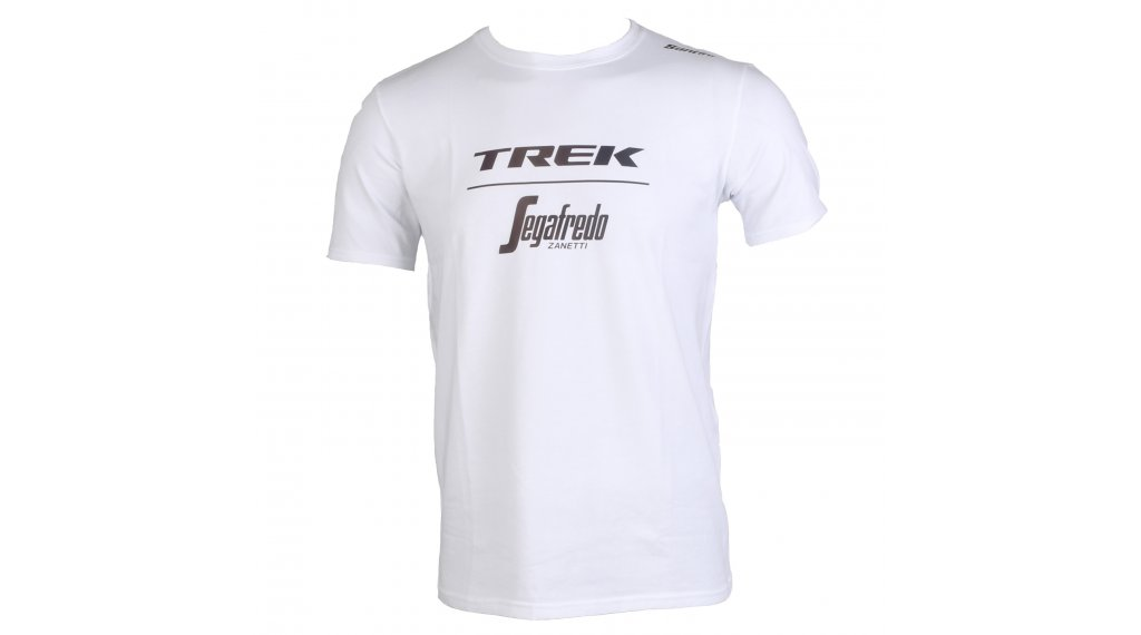 Santini Trek-Segafredo Team Tour de France Edition T-Shirt Gr. M white