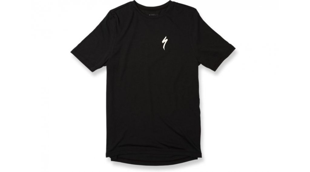 Specialized Drirelease S T-Shirt 短袖 型号 S black/white