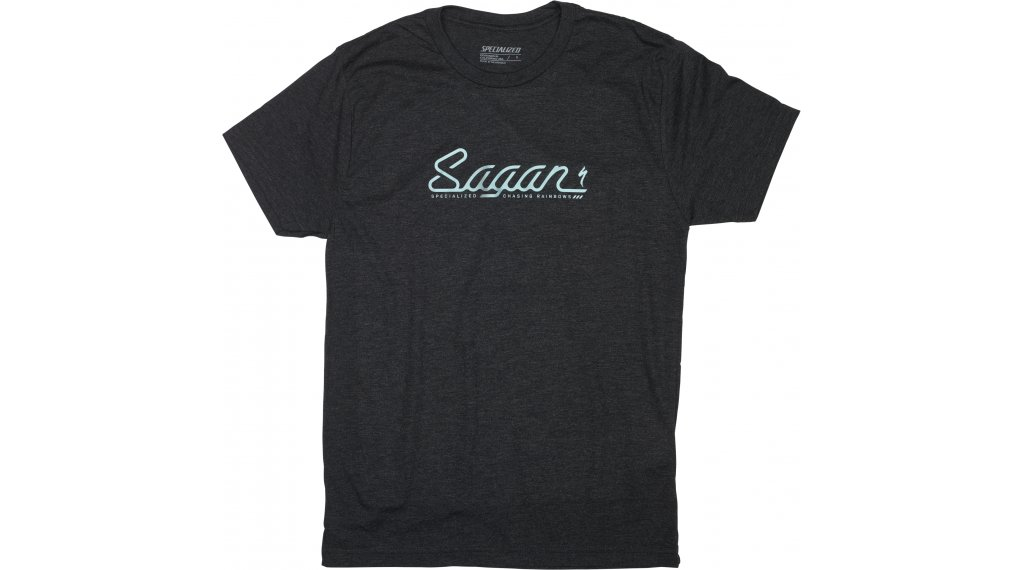 Specialized Tri Blend Crew T-Shirt 短袖 男士 LTD Sagan Kollektion 型号 S underexposed