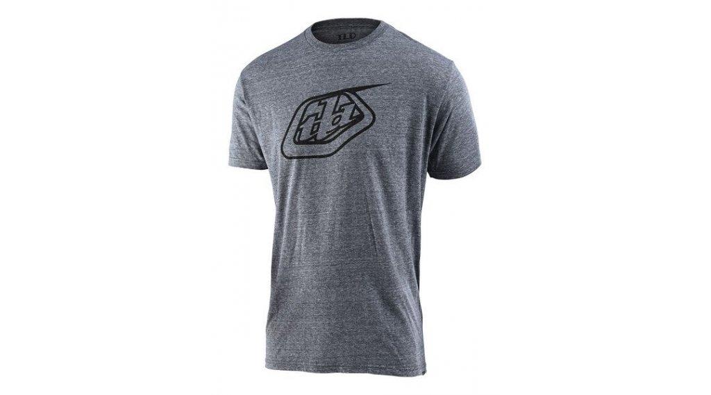 Troy Lee Designs Logo T-Shirt 短袖 男士 型号 SM (S) vintage gray snow