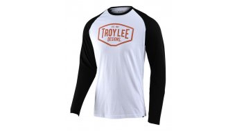 Troy Lee Designs Motor Oil Langarm shirt heren
