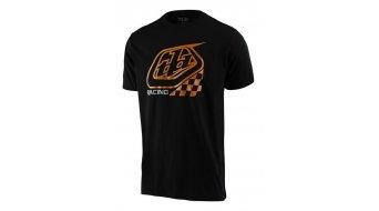 Troy Lee Designs Precision 2.0 Checkers T-Shirt kurzarm Herren black