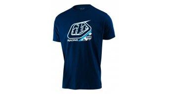 Troy Lee Designs Precision 2.0 Camo T-Shirt kurzarm Kinder navy