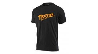 Troy Lee Designs Voltage T-Shirt kurzarm Kinder black
