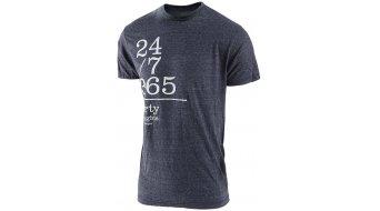 Troy Lee Designs Addict T-Shirt kurzarm Herren-T-Shirt onyx snow