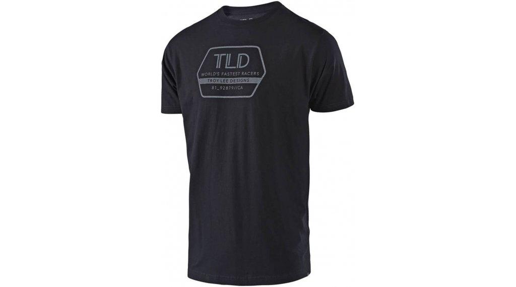 Troy Lee Designs Factory T-Shirt 短袖 男士 型号 S (SM) black