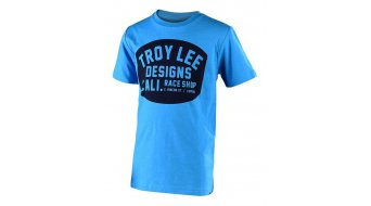 Troy Lee Designs Blockworks T-shirt short sleeve kids heather