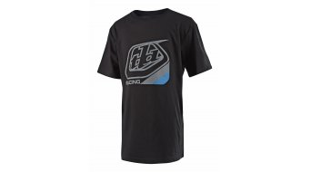 Troy Lee Designs Precision T-shirt short sleeve kids black/blue