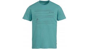 VAUDE Cyclist V T-Shirt kurzarm Herren Gr. XL lake