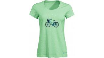 VAUDE Cyclist V t-shirt manica corta da donna . uni