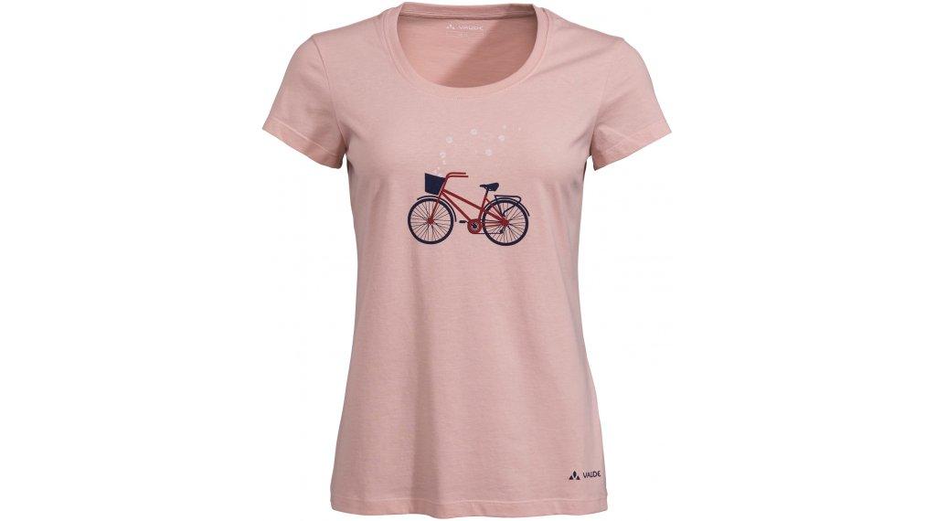 VAUDE Cyclist V T-Shirt kurzarm Damen Gr. 38 rosewater uni