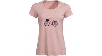VAUDE Cyclist V T-Shirt kurzarm Damen uni