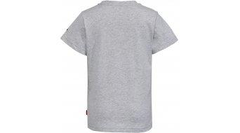 VAUDE Lezza t-shirt manica corta bambini mis. 98 grigio Melange