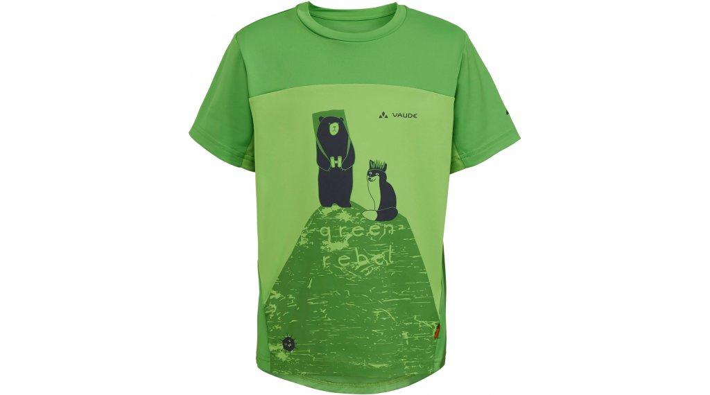 VAUDE Solaro T-Shirt kurzarm Kinder Gr. 134/140 apple