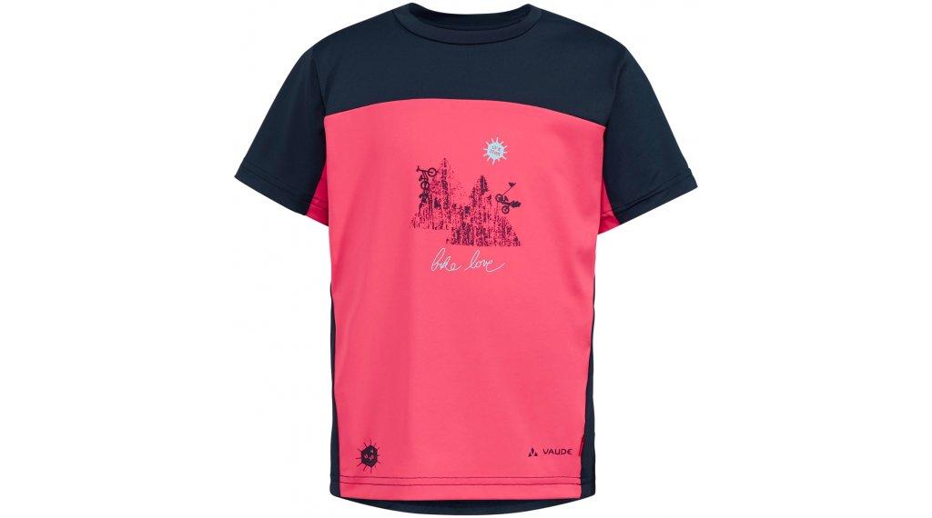 VAUDE Solaro T-Shirt kurzarm Kinder Gr. 122/128 bright pink