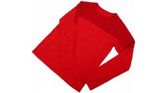 VAUDE Fulmar II bambini- t-shirt manica lunga mis. 146/152 energetic/indian