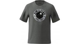 Zimtstern Bullz T-shirt short sleeve men gun metal melange