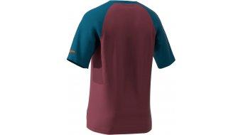 Zimtstern Faze t-shirt manches courtes hommes Gr. M windsor wine/french navy