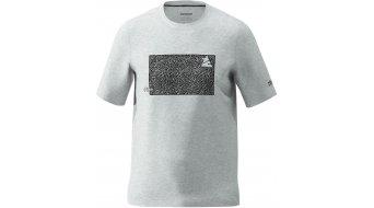 Zimtstern Shiningz T-shirt short sleeve men melange