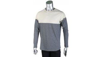 Zimtstern Gajuz T-Shirt langarm Herren-T-Shirt Longsleeve Tee L melange - Ausstellungsware ohne sichtbare Mängel