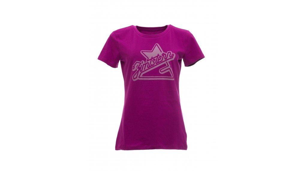 Zimtstern TSW Panzzy camiseta de manga corta Señoras tamaño M fuchsia- modelos de demonstración sin sichtbare Mängel