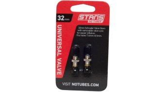 NoTubes Universal Tubeless-Ventil Autoventil 32mm (Paar)