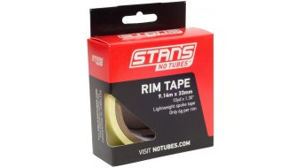 NoTubes Yellow-Tape bandaje de llanta 33mm 33mm*9,1m (ZTR Sentry MK3)