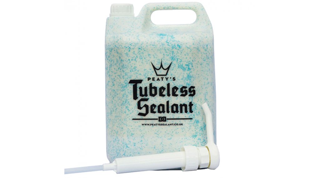Peatys Tubeless Sealant Workshop Pump Tub 5l