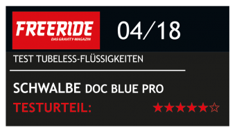 Schwalbe Doc Blue Professional 密封液 60ml Tubeless & Tire Sealant